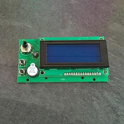 RADDS LCD Controller
